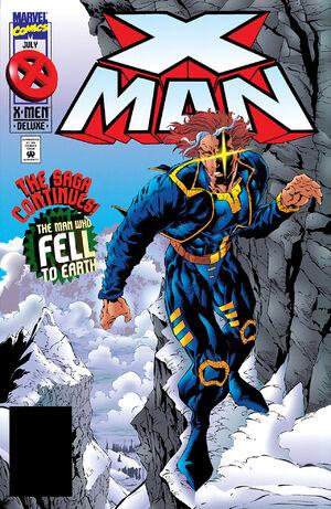 X-Man Vol 1 5
