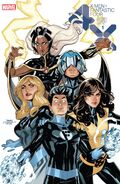 X-Men Fantastic Four Vol 2 1