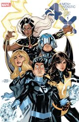 X-Men / Fantastic Four Vol 2 1