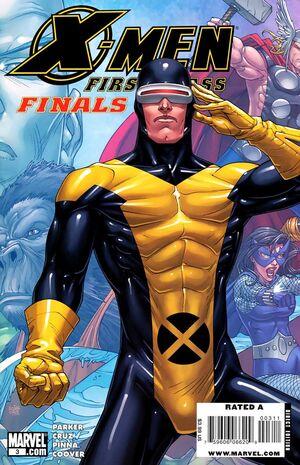 X-Men First Class Finals Vol 1 3