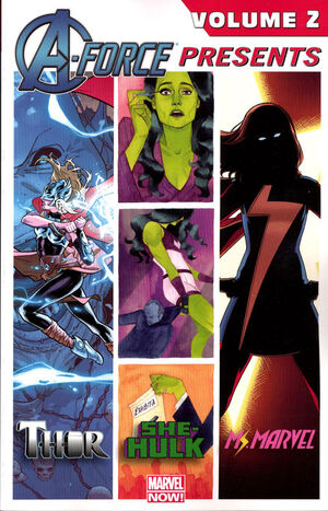 A-Force Presents TPB Vol 1 2
