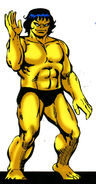 Aakon from Official Handbook of the Marvel Universe A-Z Update Vol 1 3 0001
