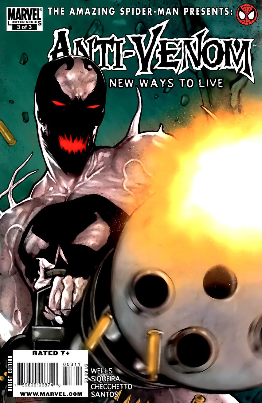 Amazing Spider-Man Presents Anti-Venom - New Ways To Live Vol 1 3
