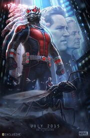 Ant-Man (film) concept poster