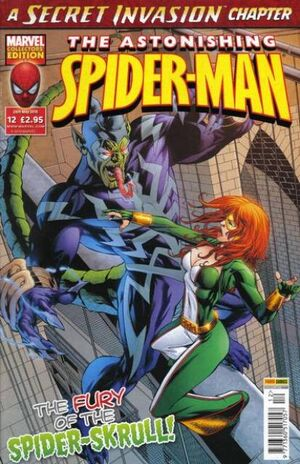 Astonishing Spider-Man Vol 3 12