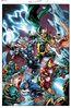 Avengers Vs. Vol 1 1 Ryan Variant Textless