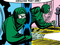 Baron Mordo's Minions (Earth-616) from Strange Tales Vol 1 125 0001