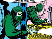 Baron Mordo's Minions (Earth-616) from Strange Tales Vol 1 125 0001