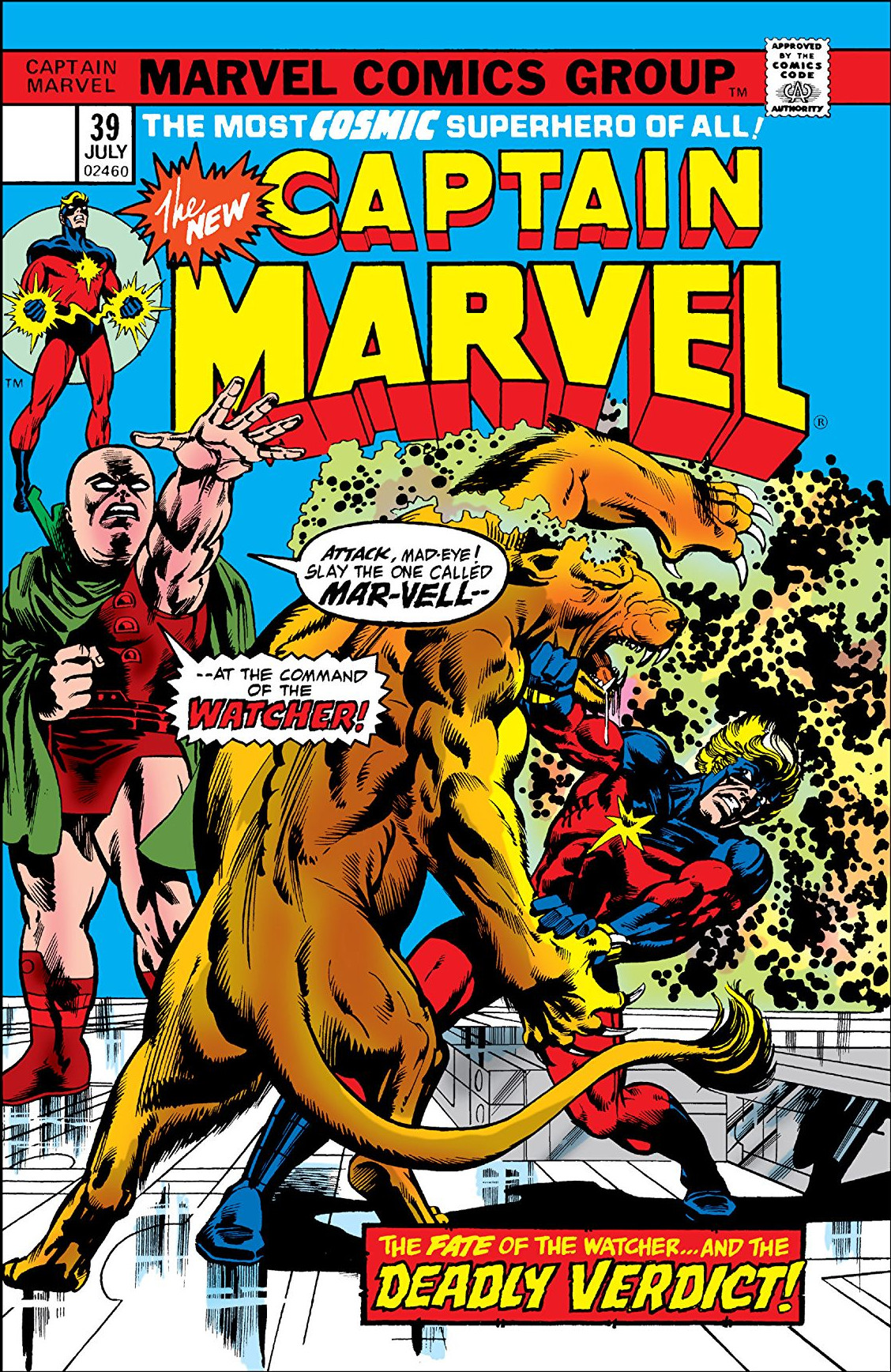 captain marvel 38