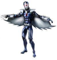 Christopher Powell (Earth-616) from Marvel Universe (Toys) Series 3 Wave XV 0001