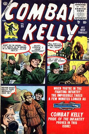 Combat Kelly Vol 1 35
