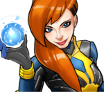 Crystalia Amaquelin (Earth-TRN562) from Marvel Avengers Academy 006