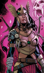 Danielle Moonstar (Earth-616) from All-New X-Men Annual Vol 2 1 0001
