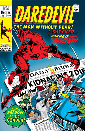 Daredevil Vol 1 75
