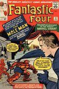 Fantastic Four Vol 1 22 Vintage