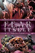 Fear Itself Vol 1 2 Textless