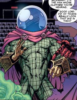 Francis Klum (Earth-616) from Friendly Neighborhood Spider-Man Vol 1 12 0001