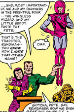 Frightful Four (Earth-77640) from Fantastic Four Roast Vol 1 1 0001