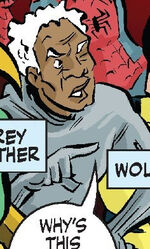 Grey Panther (Earth-21011) from Shame Itself Vol 1 1 0001