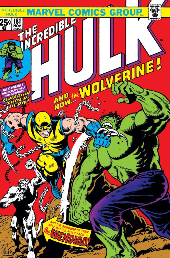 Image result for hulk 181