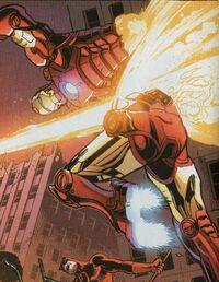 Iron man asgard