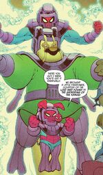 Kang Club (Multiverse) from Spider-Ham Vol 1 4