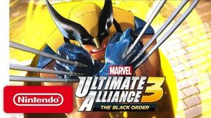 MARVEL ULTIMATE ALLIANCE 3 The Black Order - Announcement Trailer (Nintendo Switch™)