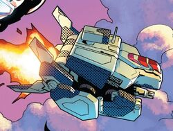 Manticore (Vehicle) from Tony Stark Iron Man Vol 1 7 001
