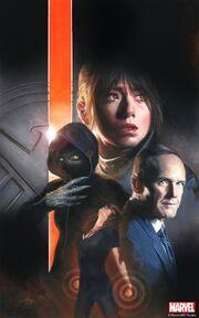 Marvel's Agents of S.H.I.E.L.D. Season 2 11 by Dell'Otto