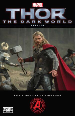Marvel's Thor The Dark World Prelude Vol 1 1