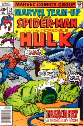 Marvel Team-Up Vol 1 54