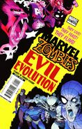 Marvel Zombies Evil Evolution Vol 1 1