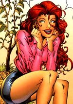Mary Jane Watson (Earth-7642) from Spider-Man Badrock Vol 1 2 001