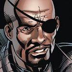 Nicholas Fury (Earth-14101) from Avengers Assemble Featuring Captain Citrus Vol 1 2