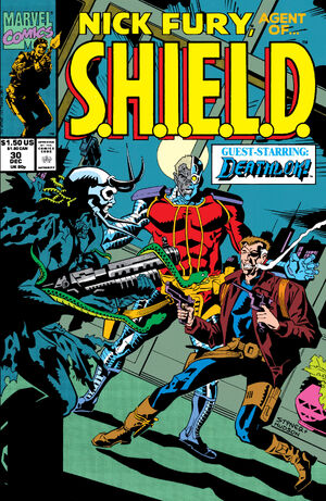 Nick Fury, Agent of S.H.I.E.L.D. Vol 3 30