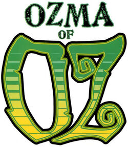 Ozma of Oz Vol 1 Logo