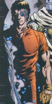 Peter Quill (Earth-616) from Annihilation The Nova Corps Files Vol 1 1 001