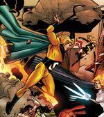Robert Reynolds (Earth-7231) from Ultimate Civil War Spider-Ham Vol 1 1 001