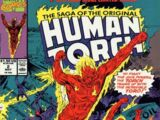 Saga of the Original Human Torch Vol 1 2