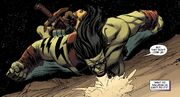 Skaar (Earth-616) from Dark Avengers Vol 1 178 001