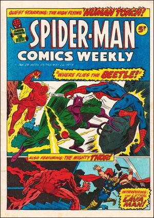 Spider-Man Comics Weekly Vol 1 15