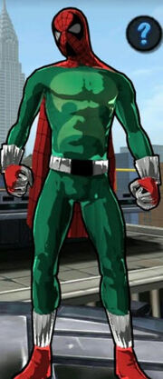 Spider Hero (Hobie Brown) from Spider-Man Unlimited (video game) 001
