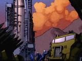 Stark Enterprises Missile Launch Facility