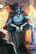 Stephen Strange (Earth-2149) from Marvel Zombies 3 Vol 1 3 001