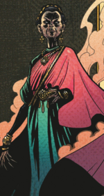 Tai (Well of All Things) (Earth-616) from Ironheart Vol 1 4 001