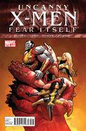 Uncanny X-Men Vol 1 542