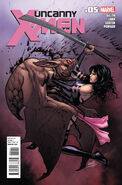Uncanny X-Men Vol 2 5