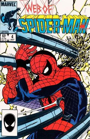 Web of Spider-Man Vol 1 4