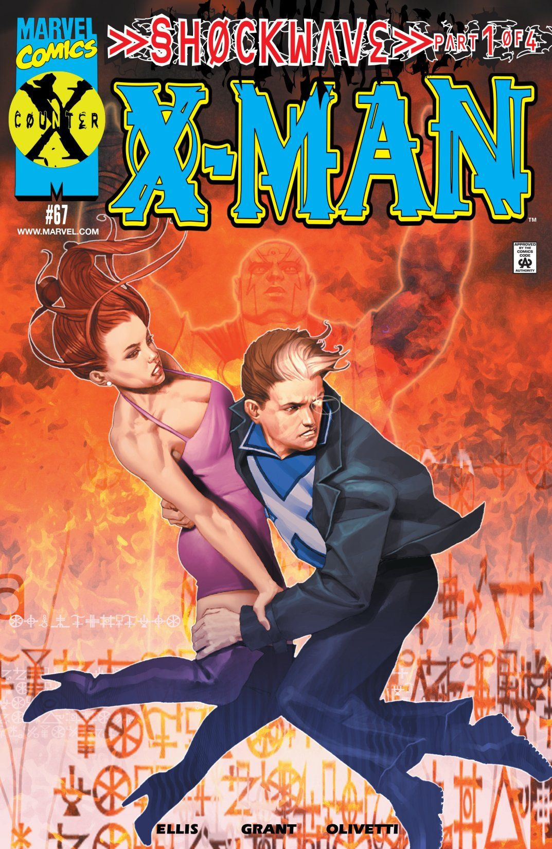 X-Man Vol 1 67