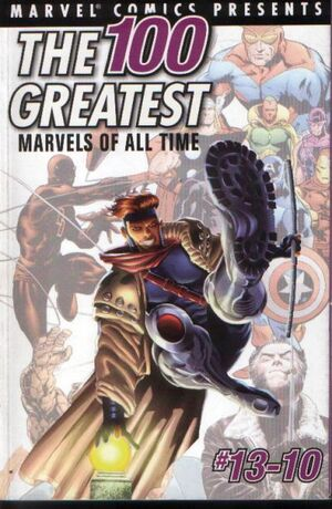 100 Greatest Marvels of All Time Vol 1 4
